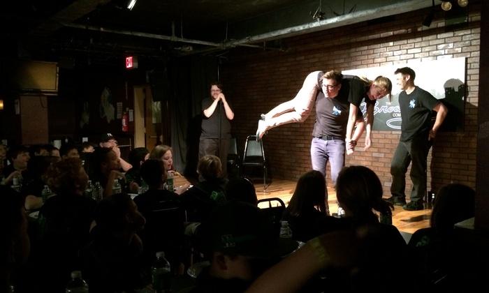 Broadway Comedy Club - Broadway Comedy Club: Late Nite Improv at Broadway Comedy Club