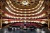 Entrada al Teatro del Liceu de Barcelona