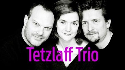 Tetzlaff Trio at Jordan Hall at New England Conservatory