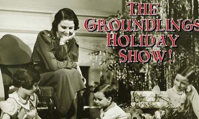 The Groundlings Theatre - Mid-City West: The Groundlings Holiday Show at The Groundlings Theatre