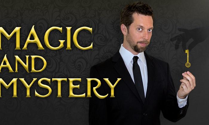 Omni Hotel - Downtown Atlanta: Mat Lavore's Magic & Mystery at Omni Hotel