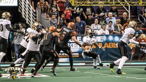 Thomas & Mack Center: Las Vegas Outlaws at Thomas & Mack Center