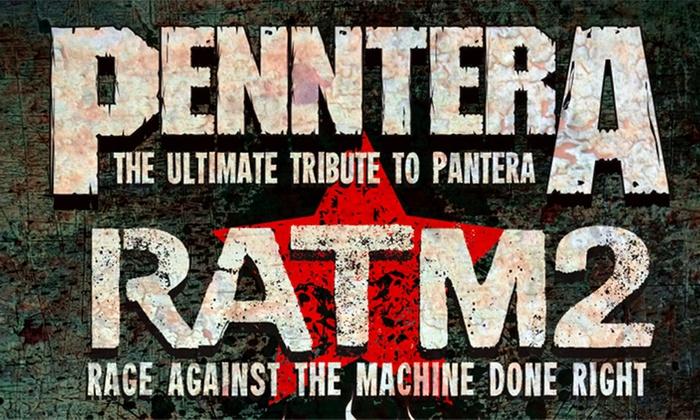 Altar Bar - The Altar Bar: Penntera & RATM2 at Altar Bar