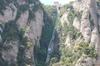 Desde Barcelona: Excursión de medio día a Montserrat con tren crema...