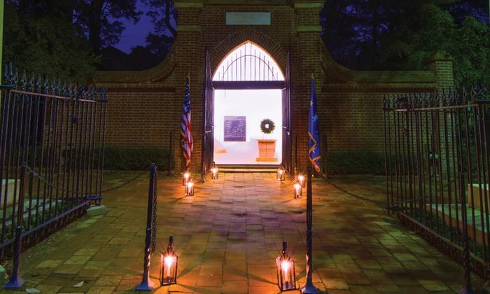George Washington's Mount Vernon - Mount Vernon: Mount Vernon Mourns Tour at George Washington's Mount Vernon