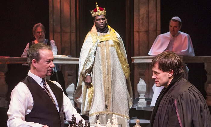 Lansburgh Theatre - Northwest Washington: Martin Luther on Trial at Lansburgh Theatre