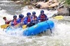 Beginner Whitewater Rafting on Historic Clear Creek