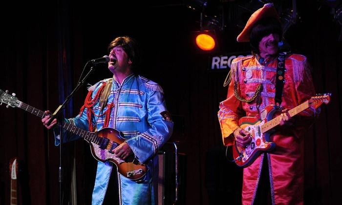 B.B. King Blues Club - B.B. King Blues Club & Grill: Beatles Brunch With Strawberry Fields at B.B. King Blues Club