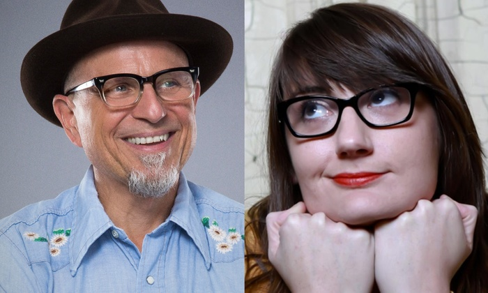 The Eureka Theatre - Financial District: SF Sketchfest: Bobcat Goldthwait & Caitlin Gill at The Eureka Theatre