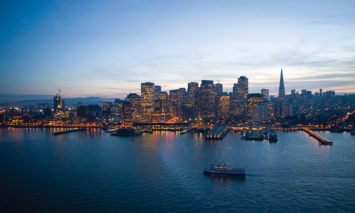 Hornblower Yachts San Francisco - Northern Waterfront: Supper Club Cruise