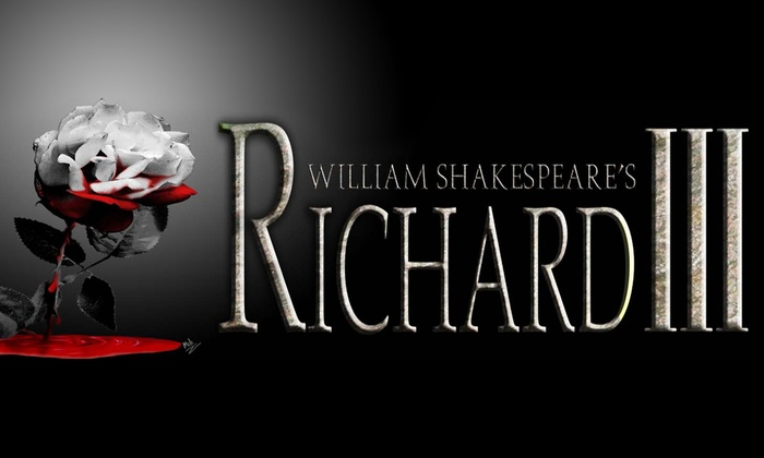 Eclectic Company Theatre - South Valley: Richard III at Eclectic Company Theatre