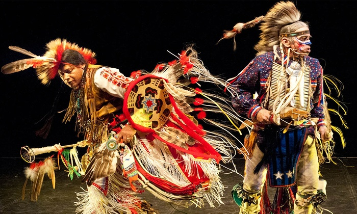 Flushing Town Hall - Flushing: Thunderbird American Indian Dancers at Flushing Town Hall