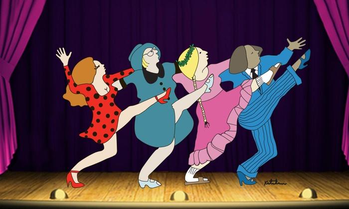 Menopause The Musical at Penn's Landing Playhouse