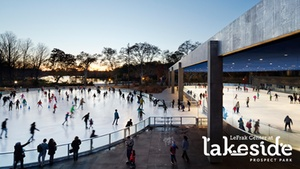 LeFrak Center at Lakeside: Lakeside Brooklyn Ice Skating at LeFrak Center at Lakeside