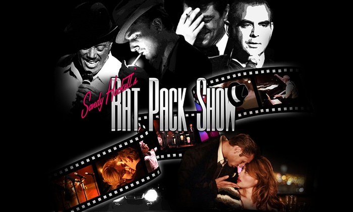 Bucks County Playhouse - Glen Afton and The Island: Sandy Hackett's Rat Pack Show at Bucks County Playhouse
