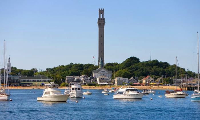Boston Harbor Cruises - North End: Provincetown Fast Ferry at Boston Harbor Cruises