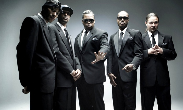 Portage Theater - Portage Theater: Bone Thugs-n-Harmony's Greatest Hits Concert at Portage Theater