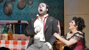 Metropolitan Opera House: Cavalleria Rusticana and Pagliacci at Metropolitan Opera House