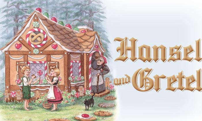 Del Valle Theatre - Del Valle Theatre: Solo Opera's Hansel and Gretel at Del Valle Theatre