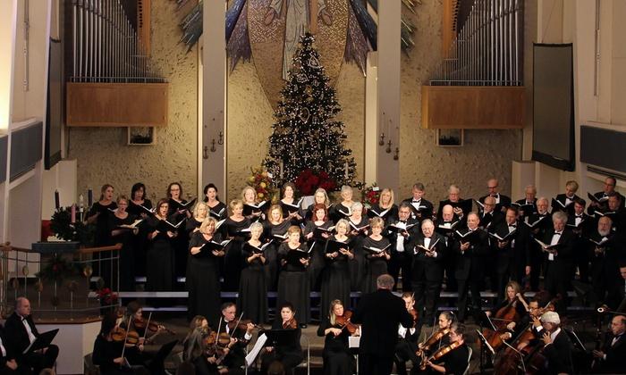 California Center for the Arts, Concert Hall - Downtown Escondido: Escondido Choral Arts: Mozart 'n Haydn at California Center for the Arts, Concert Hall