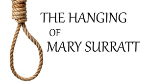 Mysterium Theater at The La Habra Depot Playhouse: The Hanging of Mary Surratt at Mysterium Theater at The La Habra Depot Playhouse
