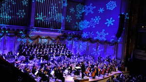 Boston Symphony Hall: Holiday Pops at Boston Symphony Hall