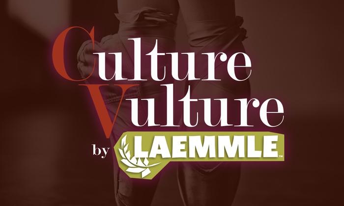 Laemmle Ahrya Fine Arts - Beverly Hills: Culture Vulture at Laemmle Ahrya Fine Arts