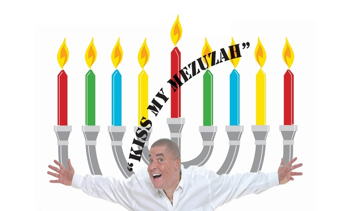 Crest Theatre at Old School Square  - OSSHAD: The Sarge Chanukah Chutzpah Tour: Kiss My Mezuzah at Crest Theatre at Old School Square
