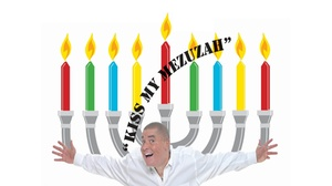 Crest Theatre at Delray Beach Center for the Arts : The Sarge Chanukah Chutzpah Tour: Kiss My Mezuzah at Crest Theatre at Delray Beach Center for the Arts