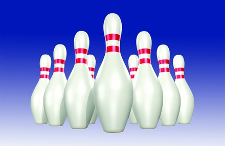 $22.50 For 2 Games Of Bowling Plus Shoe Rental For 4 (Reg. $45)