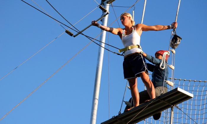 SwingIt Trapeze - The Colony: 2-Hour Flying Trapeze Lesson