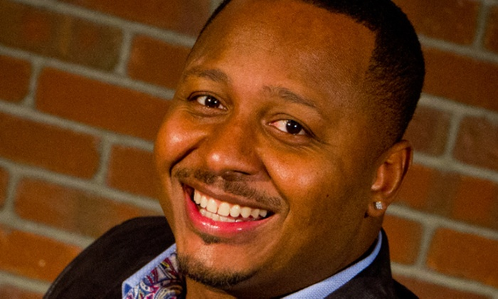 """Pittsburgh Improv - Homestead: Comedian Tony """"T-Robe"""" Roberson at Pittsburgh Improv"""