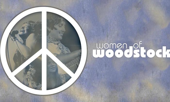 Feinstein's/54 Below - Clinton: Women of Woodstock at Feinstein's/54 Below