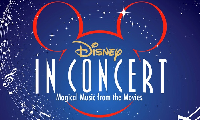 Kimmel Center - Verizon Hall - Merriam Theater: Disney in Concert: Magical Music from the Movies at Kimmel Center - Verizon Hall