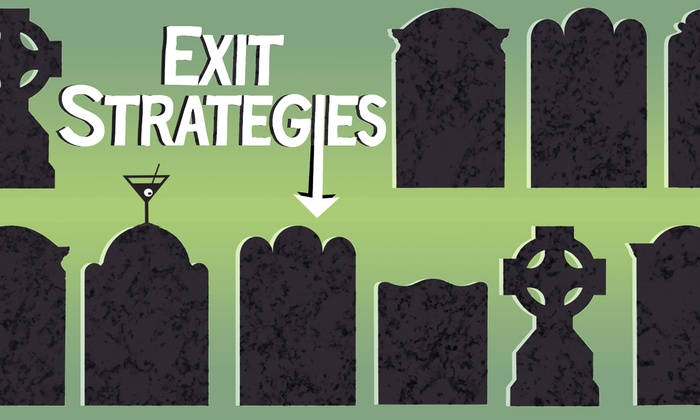 The Edge Theater - Edgewood: Exit Strategies at The Edge Theater