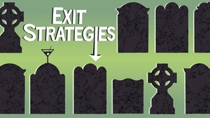 The Edge Theater: Exit Strategies at The Edge Theater
