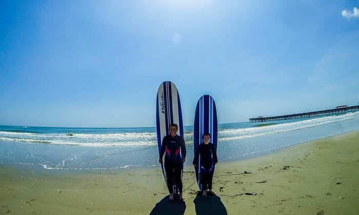 Jack's Surf Lessons and Board Rentals, LLC - Myrtle Beach: 2 Hour Semi-Private Surf Lesson