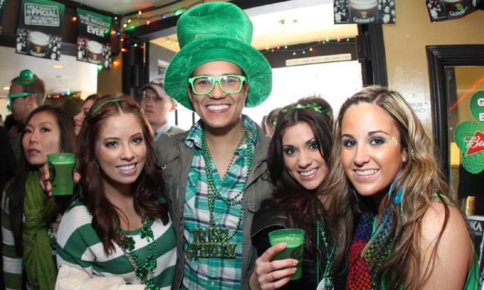 Pig 'n Whistle - Hollywood: St. Patty's Beer Fest at Pig 'n Whistle