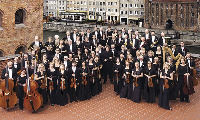 Lehman Center for the Performing Arts-CUNY - Lehman Center for the Performing Arts: The Polish Baltic Philharmonic Orchestra at Lehman Center for the Performing Arts-CUNY