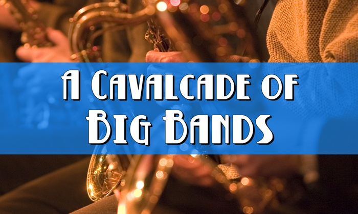 Marcus Center for the Performing Arts  - Vogel Hall Marcus Center: A Cavalcade of Big Bands at Marcus Center for the Performing Arts