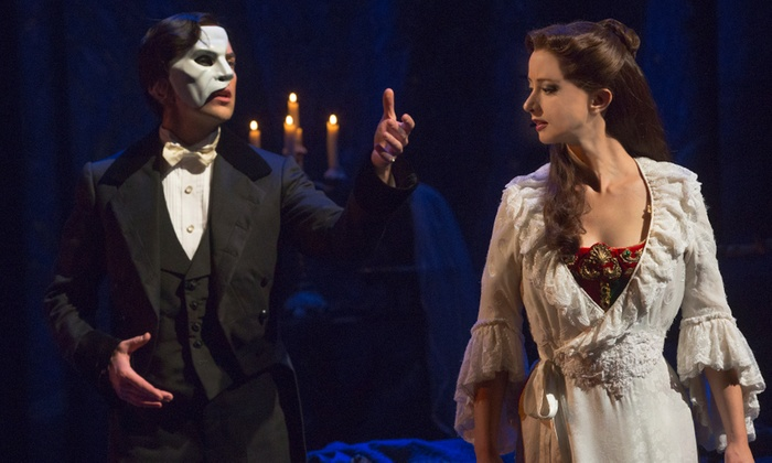 Hollywood Pantages - Hollywood: The Phantom of the Opera at Hollywood Pantages