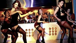 BeatBox: Red Hots Burlesque at BeatBox