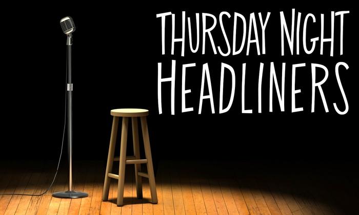 The Washington Inn - The Washington Inn: Thursday Night Headliners at The Washington Inn