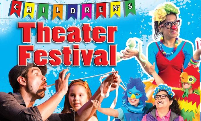 Rosslyn Spectrum Theatre - North Rosslyn: Children's Theater Festival at Rosslyn Spectrum Theatre