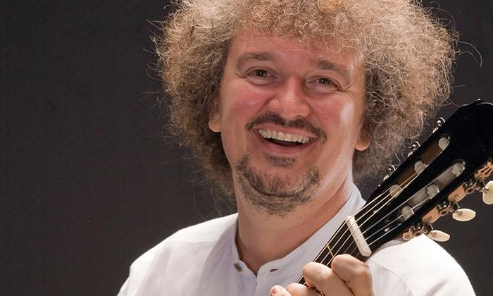Westmoreland Congregational Church - Bethesda: Zoran Dukic: Croatian Classical Guitarist at Westmoreland Congregational Church