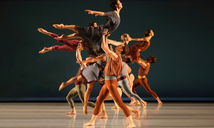 Cal Performances' Zellerbach Hall - University of California-Berkeley: Mark Morris Dance Group at Cal Performances' Zellerbach Hall