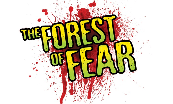 The Forest of Fear - Tuxedo Park: The Forest of Fear at The Forest of Fear