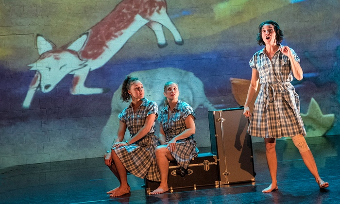 Theatre on the Run - Nauck: Wash Over You Part I and 2.0 at Theatre on the Run