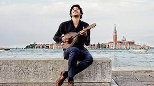 Jordan Hall at New England Conservatory: Mandolinist Avi Avital at Jordan Hall at New England Conservatory