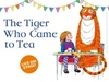 Tickets to see The Tiger Who Came to Tea